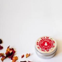 Bálsamo labial orgánico de Rosa Mosqueta