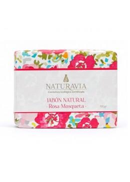 Jabón rosa mosqueta - regenerante