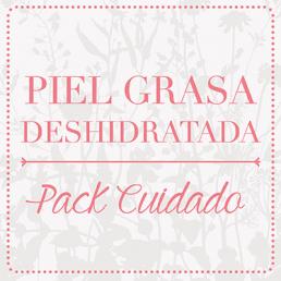 Pack Ritual facial Piel grasa Deshidratada