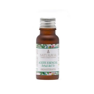 Aceite esencial de árbol de té ecologico