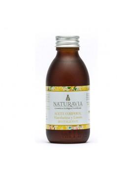 Aceite corporal Mandarina y Limón - revitalizante