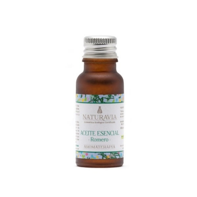 Aceite esencial de romero ecologico